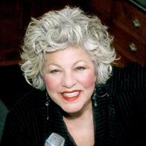 Jazz singer, bandleader and music historian Judy Chamberlain