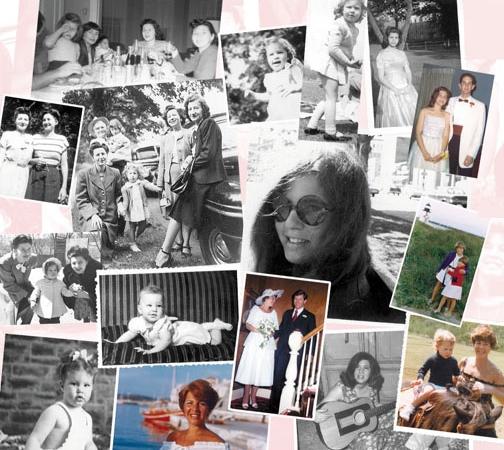 Judy Chamberlain collage